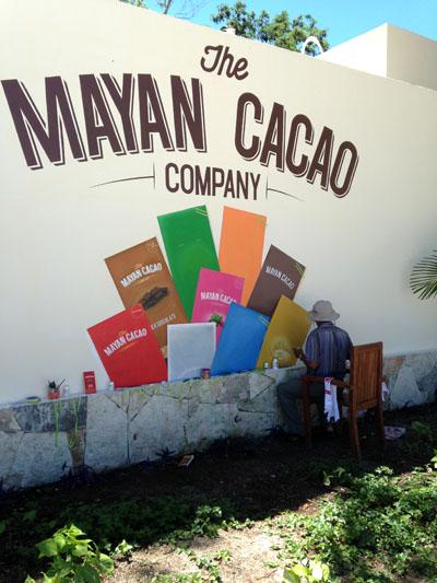 Cozumel Cacao paint