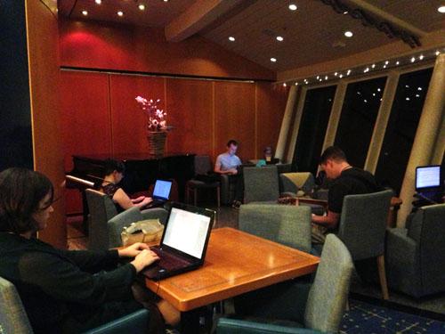 Cruise Writing