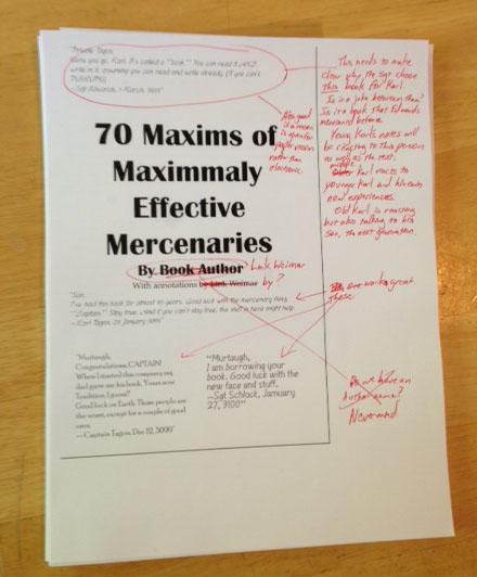 70 Max edits