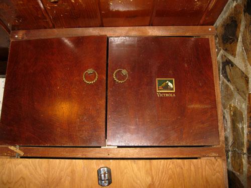 Victrola doors